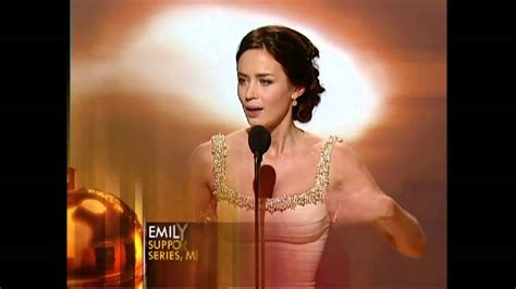 best actress emily blunt emily blunt wins best supporting actress tv series