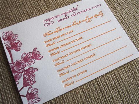 do you put the last name on wedding invitation do you put sts on wedding rsvp cards gney do designs