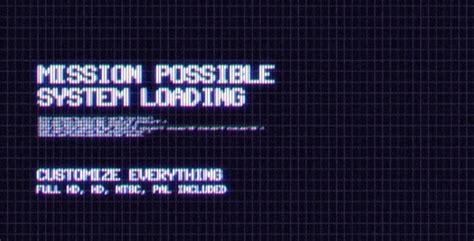 Mission Impossible After Effects Template Mission Possible By Efekt Studio Videohive