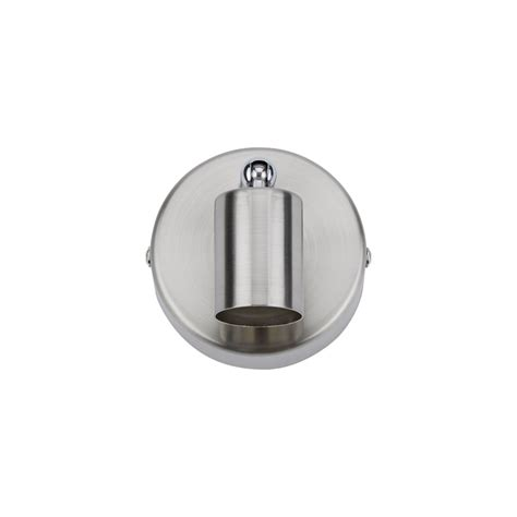 Gu10 Light Fixtures 1 2 3 4 Spotlight Wall Or Ceiling Bar Light Fitting Fixture Gu10 Satin Nickel Ebay