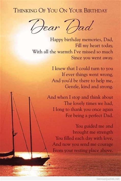 Happy birthday quotes for your daddy quote   Genius Quotes