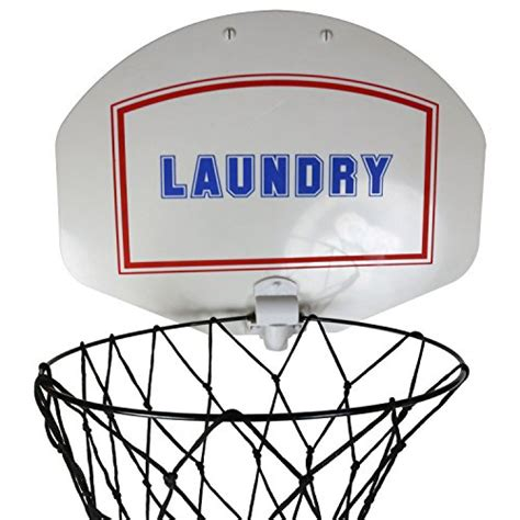 Over Door Indoor Laundry Dunk Basketball Hoop Basket For Basketball Laundry