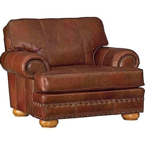 broyhill leather recliner leather chair and a half broyhill furniture brockton