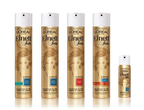 All In Hair Mist Again Promo elnett hairspray