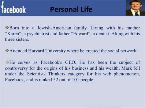 mark zuckerberg biography download mark zuckerberg biography summary