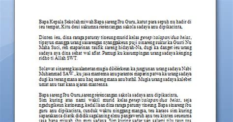 Contoh Biantara Paturay Tineung Bahasa Sunda Contoh Pom Www