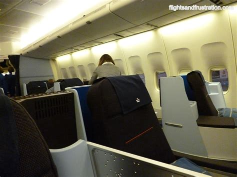 klm business class flight review of the new cabin