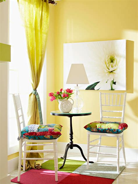 spring living room decorating ideas 2013 spring living room decorating ideas from bhg modern