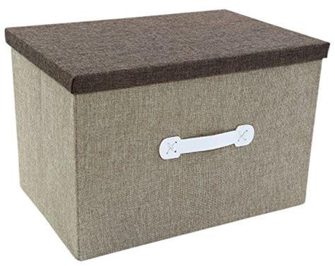 Closet Box by 19 Jute Portable Storage Box Archival