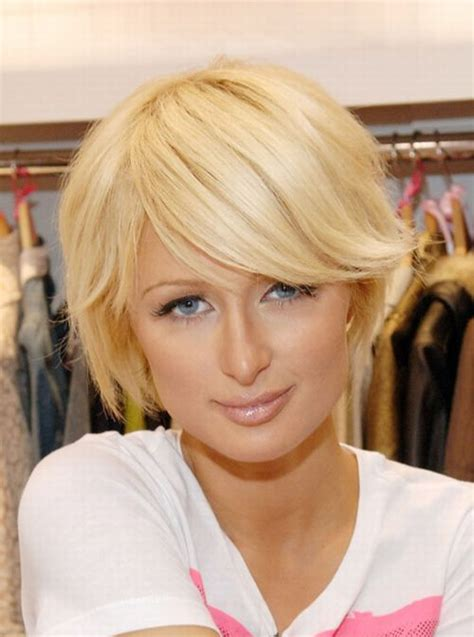 hairstyles from paris short hairstyles of paris hilton