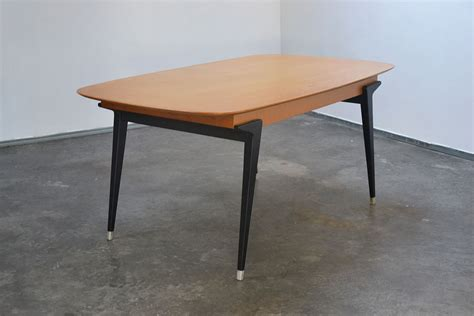 Dining Table Black Legs Dining Table Nome