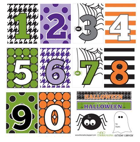 printable calendar countdown halloween countdown calendar printable calendar template