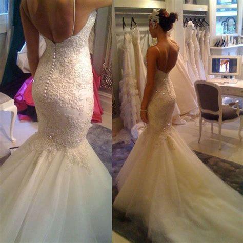 1000  ideas about Mermaid Wedding Dresses on Pinterest
