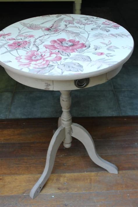 Decoupage Coffee Table - 1000 ideas about decoupage table on decoupage