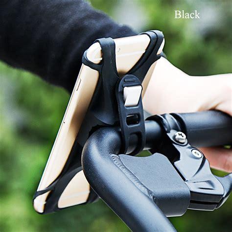 Baseus Smartphone Holder Sepeda Sumir By01 baseus smartphone holder sepeda motor sumir by01 black jakartanotebook