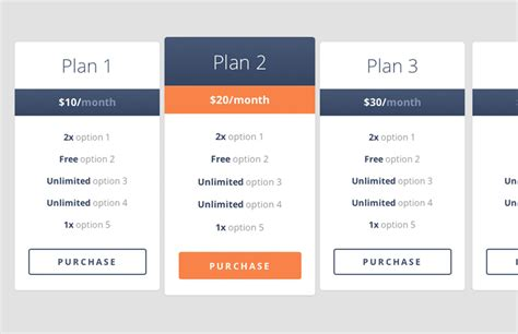 flat pricing tables widget template by w3layouts free responsive css3 pricing tables brokeasshome com