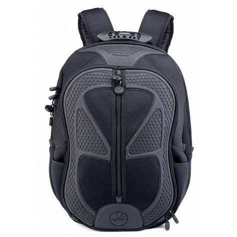 Velocity Pro Backpack Is What Spider Would Use To Carry Around His Laptop by Slappa Slappa Velocity Spyder Pro Laptop Backpack Vinyl At