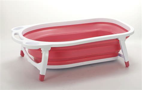 foldable baby bathtub foldable folding baby bathtub bath tub infant bathing ebay