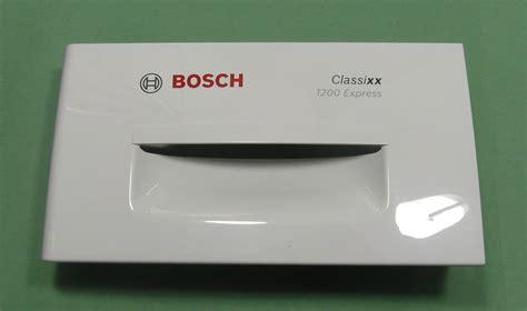 washing machine drawer symbols bosch bosch classixx 1200 express wae24162uk washing machine