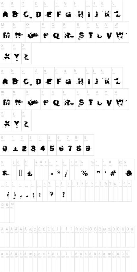 dafont destroy x xposed refont com font fonts photoshop font tool