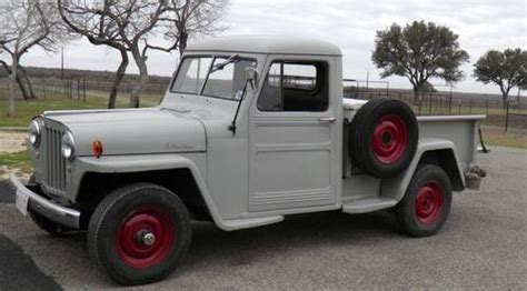1950 Jeep Truck Antique 1950 Willys Jeep 4wd For Sale In Dunlay