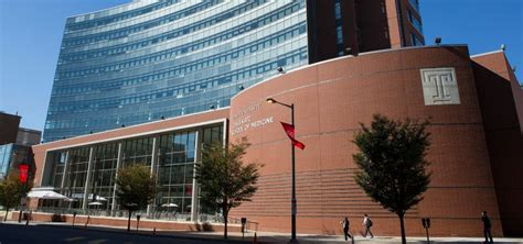 Temple Admissions Office by Admissions Lewis Katz School Of Medicine