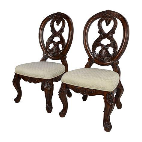 Traditional Dining Chair 90 Tuscany Ii Tuscany Ii Traditional Dining Chair Pair Chairs