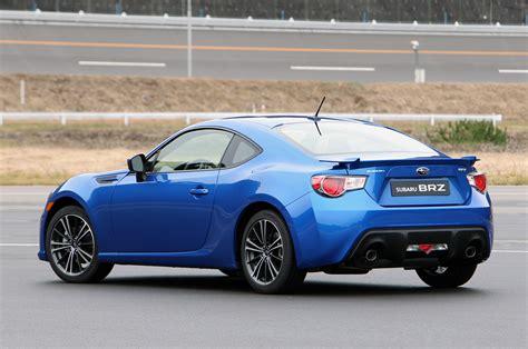 subaru sports car 2013 subaru brz autoblog
