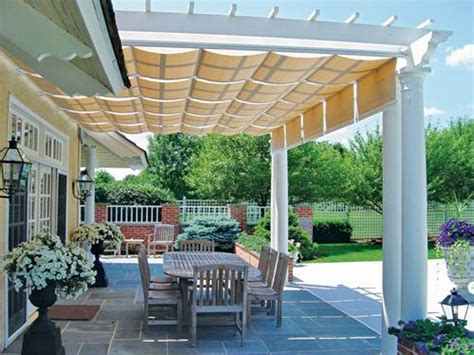 pergola with fabric white pergola shades with fabrics ideas of gallery