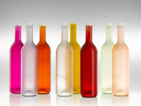 Glasflaschen Lackieren by Flaschenveredelung Beschichtungsanlage Off Line Matte Und