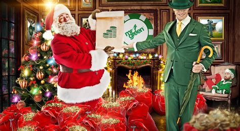 Win Money For Christmas - win cash for an entire year mr green