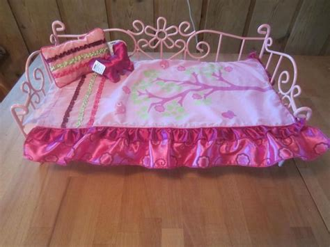 our generation doll bed our generation battat doll bed for american girl dolls