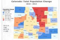 colorado population map about garfield county colorado