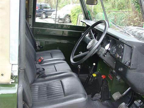 jeep defender interior land rover series iii interior land rover series i ii