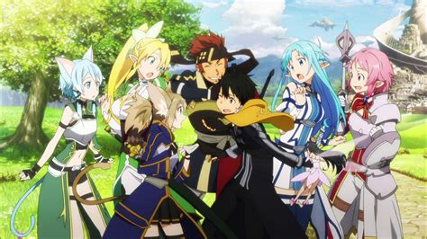 anoboy sword art online 2 fission mailure sword art online ii second course