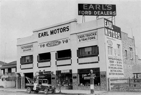 Model T Ford Forum: Old Photos. Queensland Ford Dealer