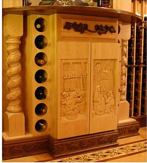 Carved Kitchen Cabinet Doors by Carved Panel Cabinet Doors