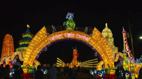 lantern light festival shakopee mn chinese artesian prepare for opening weekend for twin