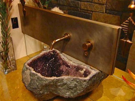 Tile Bathroom Sink - age bathroom sinks diy