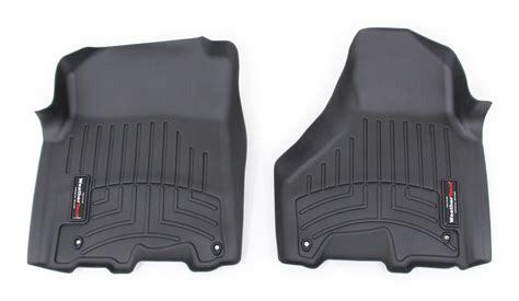 2014 dodge ram pickup floor mats weathertech