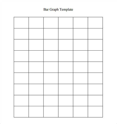 pin blank bar graph template printable on pinterest