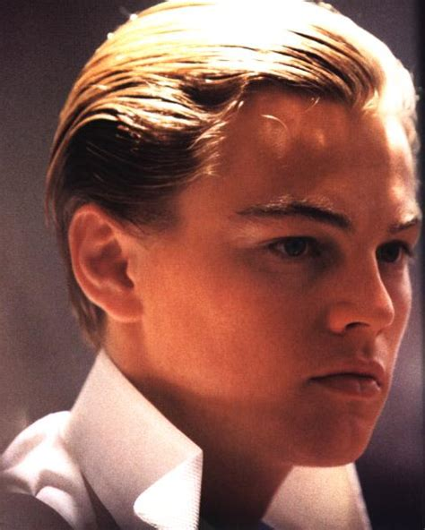 Leonardo Dicaprio Titanic Hairstyle by Efuu6fen Leonardo Dicaprio Titanic Hairstyle