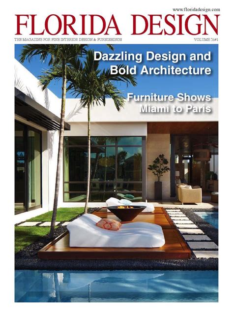 florida design s miami home and decor magazine miami interior design magazine www napma net