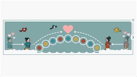 doodle qixi festival s day qixi festival chilseok