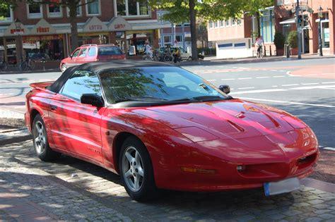 1993 pontiac firebird information and photos momentcar