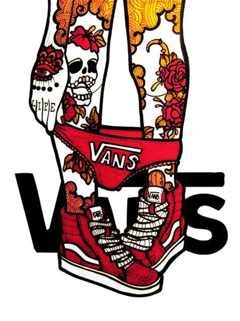 Vans Tattoo Logo   girls tumblr vans buscar con google image 809000 by