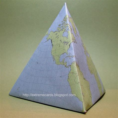 complex pyramid tree pop up card template cards and papercrafting pyramid rubber band pop up