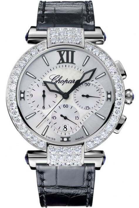 Chopard Fla Leather Series chopard 384211 1001 imperiale s watchmaxx