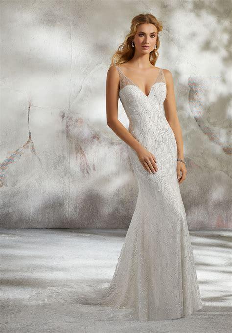 Lyrica Wedding Dress Style 8294 Morilee