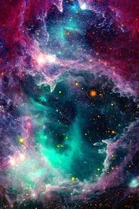 galaxy colors multiverse tales colourful galaxies